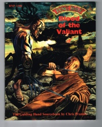 Blood of the Valiant #1106 - RNP 1998 - Feng Shui - Guiding Hand Sourcebook RPG