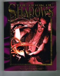 Book of Shadows #4050 - White Wolf 1993 - Players Guide Mage The Ascension RPG