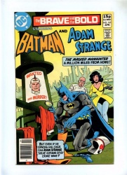 Brave and the Bold 161 - DC 1980 - VFN- - UK Pence - Batman
