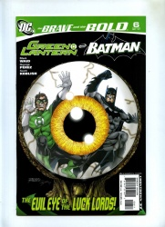 Brave and the Bold 3rd Series #6 - DC 2007 - VFN+ - Batman and Green Lantern
