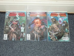 Brightest Day Aftermath The Search #1 to #3 - DC 2011 Complete Set - Swamp Thing