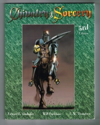Chivalry & Sorcery 3rd Edition #5000 - 1996 - RPG