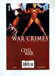 Civil War War Crimes #1 - Marvel 2007 - VFN+ - One Shot