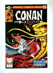 Conan the Barbarian #121 - Marvel 1981 - VFN