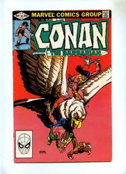 Conan the Barbarian #132 - Marvel 1982 - FN/VFN