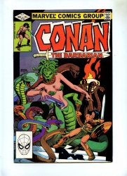 Conan the Barbarian #134 - Marvel 1982 - VFN+