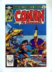 Conan the Barbarian #138 - Marvel 1982 - FN/VFN