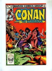 Conan the Barbarian #141 - Marvel 1982 - VFN