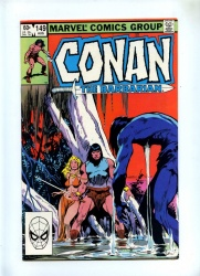 Conan The Barbarian 149 - DC 1983 - VFN