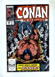 Conan the Barbarian #228 - Marvel 1990 - VFN+