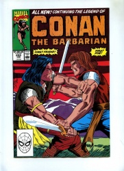 Conan the Barbarian #233 - Marvel 1990 - VFN