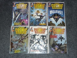 Cosmic Guard #1 to #6 - Devils Due/Dynamite 2004 - Complete Set - Jim Starlin