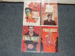 Criminal Macabre Final Night 30 Days of Night Crossover #1 to #4 - Full Set