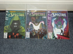 Crisis Aftermath The Spectre #1 to #3 - DC 2006 - VFN to VFN/NM - Complete Set