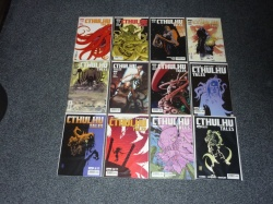 Cthulhu Tales 2nd Series #1 to #12 - Boom 2008 - Complete Set