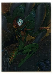 Cyber Force Cyber Optic Card - A15 - Topps 1994 - Velocity