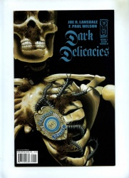 Dark Delicacies #1 - IDW 2009 - One Shot - Blue Lettering Cover