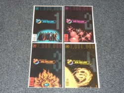 DC One Million #1 to #4 - DC 1998 - Complete Set
