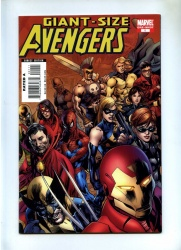 Giant-Size Avengers #1 - Marvel 2007 - VFN- - One Shot