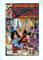 Groo The Wanderer #47 - Marvel 1989 - VFN/NM - Sergio Aragones