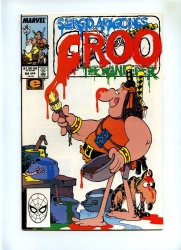 Groo The Wanderer #64 - Marvel 1990 - NM- - Sergio Aragones