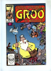 Groo The Wanderer #65 - Marvel 1990 - NM - Sergio Aragones