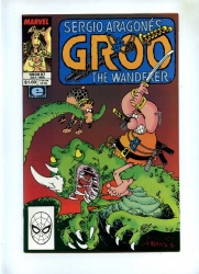 Groo The Wanderer #67 - Marvel 1990 - VFN/NM - Sergio Aragones