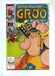 Groo The Wanderer #73 - Marvel 1991 - NM - Sergio Aragones