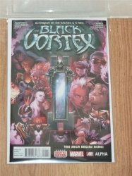 Guardians of the Galaxy and X-Men - The Black Vortex Alpha 1 - Marvel 2015 - VFN+