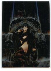 Heavy Metal Movie and More Bonus Card - #0 - Comic Images 1996