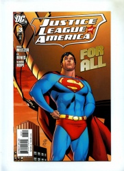 Justice League of America #3 - DC 2006 - VFN+ - Variant Cover by Chris Sprouse