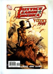 Justice League of America #4 - DC 2007 - VFN/NM - Vixen variant cover