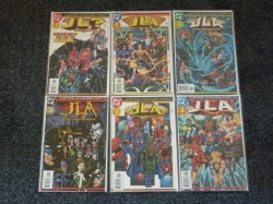 Justice Leagues #1 to #6 - DC Comics 2001 - Complete Series