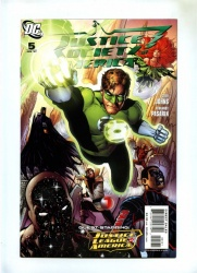 Justice Society of America #5 - DC 2007 - Variant Cover by Phil Jimenez