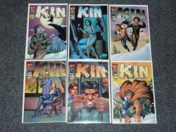 Kin #1 to #6 - Top Cow 1999 - Complete Set