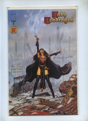 Lady Pendragon 1 - Image 1998 - NM - Dynamic Forces Alternate Cover Ltd Series COA