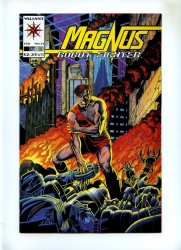 Magnus Robot Fighter #21 - Valiant 1993 - VFN