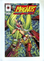 Magnus Robot Fighter #31 - Valiant 1993 - VFN
