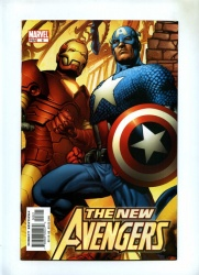 New Avengers #6 - Marvel 2005 - VFN/NM - Bryan Hitch Incentive Cvr Limited