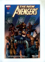 New Avengers AAFES 3rd Edition #1 - Marvel 2006 - VFN+ - America Supports You