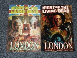 Night of the Living Dead London #1 to #2 FantaCo - Set Adults - Prestige Format