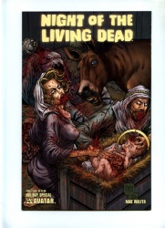 Night of the Living Dead Vol 2 Holiday Special #1 - Avatar 2010 Adults Gore Cvr