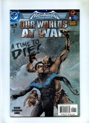 Nightwing Our Worlds at War #1 - DC 2001 - NM-