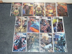 Rising Stars #0.5 to #24 + preview - Image 1999 - Complete Set - 26 Comics