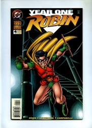 Robin Annual #4 - DC 1995 - FN/VFN - Year One