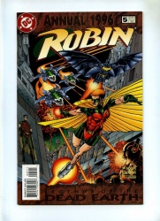 Robin Annual #5 - DC 1996 - VFN/NM - Legends of the Death Earth