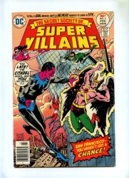 Secret Society of Super-Villains #5 DC 1977 - Green Lantern Hawkman Darkseid App