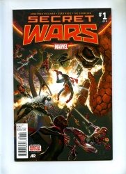 Secret Wars 1 - Marvel 2015 - VFN/NM - 1st Print