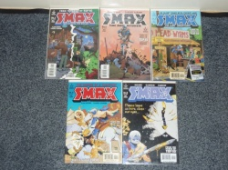 Smax #1 to #5 - Americas Best 2003 - VFN to NM- - Complete Set