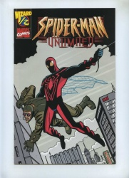 Spider-man Unlimited 0.5 - Marvel- VFN- - Wizard Special COA